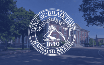 Town of Braintree Seal