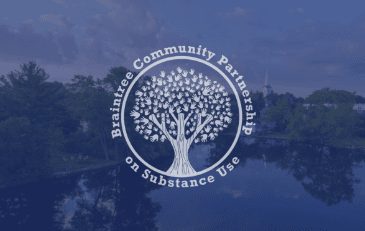 Braintree Community Partnership on Substance Use Logo