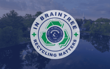 In Braintree Recycling Matters