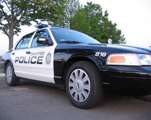 Braintree Patrol Car