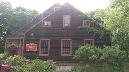 Gilbert L. Bean Barn Museum and Mary Bean Cunningham Historical Resource Center