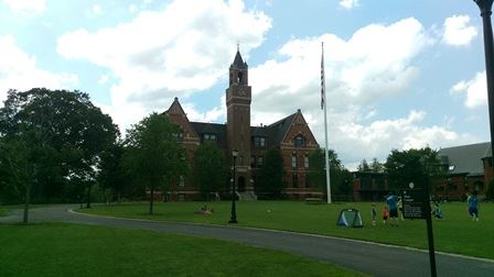 Thayer Academy Main Building