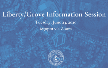 Liberty_Grove Information Session
